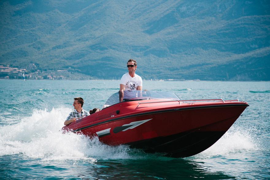 malcesine-speedboat